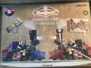 "Lionel 1923080 - 150th Anniversary Commemorative ""Promontory Summit"" Set"