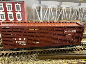 "Lionel 3-17270 -  LionScale - Stock Cars ""Nickel Plate Road"""