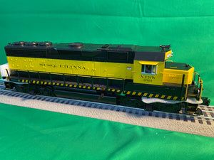 "MTH 20-21202-1 - GP-40 Diesel Engine ""Susquehanna"" #3042 w/ PS3 (Hi-Rail Wheels)"