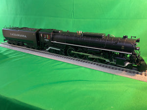 "Lionel 6-84068 - Legacy S-3 Steam Locomotive ""Delaware, Lackawanna & Western"" #1661"