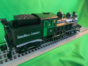"Lionel 1931520 - LEGACY 2 Truck Shay Steam Locomotive ""Long Bell"" w/ Bluetooth"