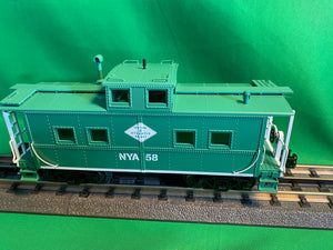 "MTH 30-77352 - Steel Caboose ""New York & Atlantic Railway"" #58"