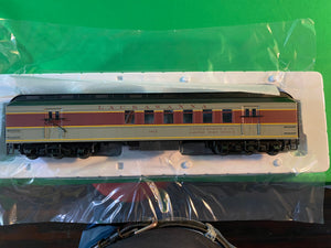 "Atlas O 2001405 - Trainman - 60' RPO Car ""Lackawanna"" - New Road Number"