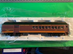 "Atlas O 2001225 - Trainman - 60' Combine Car ""Chicago Great Western"""