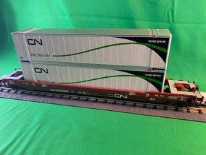 "MTH 20-95392 - Husky Stack Car ""Canadian National"""
