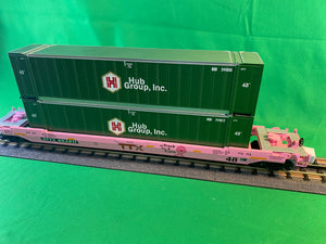 "MTH 20-95390 - Husky Stack Car ""TTX"""