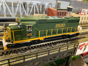 "MTH 20-21295-1 - GP-30 Diesel Engine ""Reading & Northern"" w/ PS3 #2530"