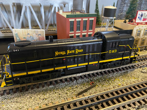 "MTH 30-20718-1 - RS-3 Diesel Engine ""Nickel Plate Road"" w/ PS3 #543"