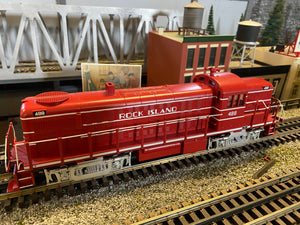 "MTH 30-20714-1 - RS-3 Diesel Engine ""Rock Island"" w/ PS3 #488"