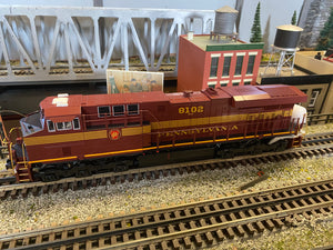 "MTH 30-20747-1 - ES44AC Imperial Diesel Engine ""Pennsylvania"" w/ PS3 #8102"