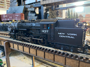 "Lionel 2031020 - Legacy 4-6-6T Steam Locomotive ""New York Central"" #1297"