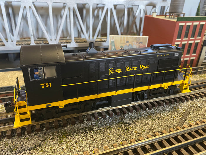 "Lionel 2033120 - Legacy Alco S-4 Diesel Locomotive ""Nickel Plate Road"" #79"