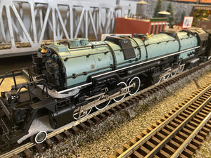 "Lionel 2031120 - Legacy EM-1 Steam Locomotive ""Duluth, Missabe & Iron Range"" #220 w/ Bluetooth"
