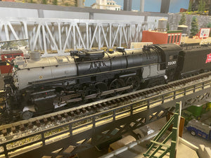 "Lionel 2031210 - Legacy 4-8-4 Steam Locomotive ""Rock Island"" #5100"