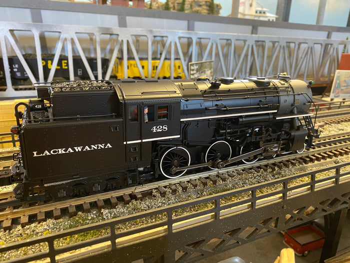 "Lionel 2031050 - Legacy 4-6-6T Steam Locomotive ""Lackawanna"" #428"