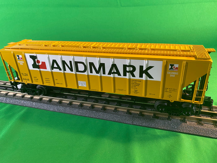 "MTH 20-97389 - PS-2CD High-Sided Hopper Car ""Landmark"""