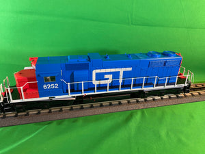 "Lionel 2033041 - Legacy SD38 Diesel Locomotive ""Grand Trunk Western"" #6252"