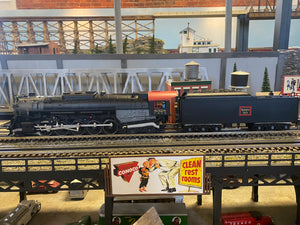 "Lionel 1931720 - Legacy 2-10-4 Steam Locomotive ""Chicago, Burlington & Quincy"" #6328"