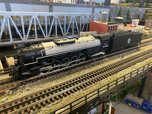 "Lionel 1931730 - 2-10-4 Steam Locomotive ""Duluth, Missabe & Iron Range"" #717"