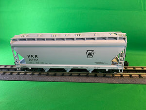 "Lionel 3-18060 - Lionscale - ACF 3-Bay Covered Hopper ""Pennsylvania"" (6-Car)"