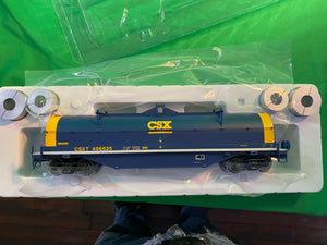 "Atlas O 3001702 - 42' Coil Steel Car ""CSX"" - New Run Feb 2019"