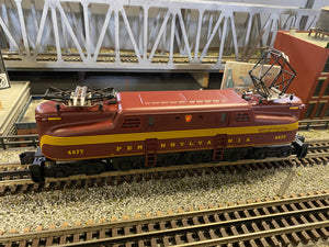 "Lionel 2034020 - LionChief+ 2.0 GG1 Locomotive ""Pennsylvania"" #4877 w/ Bluetooth"
