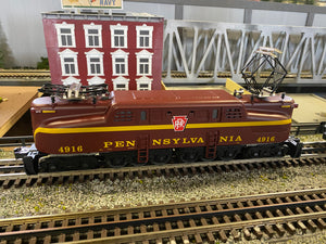 "Lionel 2034050 - LionChief+ 2.0 GG1 Locomotive ""Pennsylvania"" #4916 w/ Bluetooth"