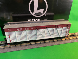 "Lionel 2026830 - Vision Line Stock Cars ""Canadian Pacific"" (3-Car)"