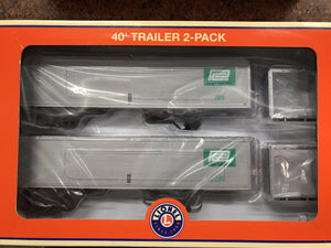 "Lionel 6-83583 - 40' Trailer ""Penn Central"" (2-Pack)"