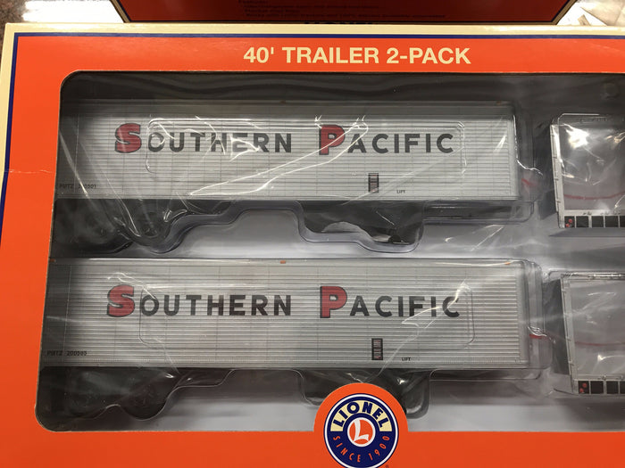 "Lionel 6-83584 - 40' Trailer ""Southern Pacific"" (2-Pack)"
