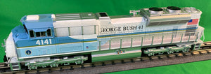 "MTH 30-20805-1 - SD70ACe Imperial Diesel Engine ""George H. Bush"" w/ PS3 #4141"