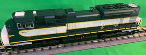 "MTH 30-20810-1 - SD70ACe Imperial Diesel Engine NS Heritage ""Erie"" #1068 w/ PS3"