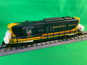 "MTH 20-21414-1 - GP-7 Diesel Engine ""Northern Pacific"" w/ PS3 #224"
