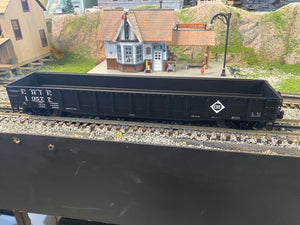 "Atlas O 0641 - Trainman -  52'6"" Gondola ""Erie"" - Custom Run for The Public Delivery Track"