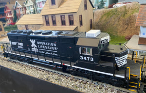 "MTH 20-20584-1 - SD40-2 Diesel Engine ""Norfolk Southern"" w/ PS3 - Second Hand"
