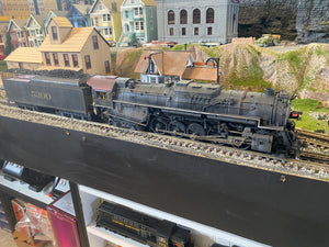 "Lionel 1931760 - Legacy 2-10-4 Steam Locomotive ""Southern"" #5300"