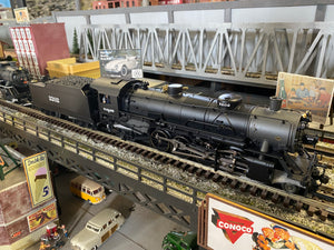 "Lionel 2131380 - Legacy USRA Light 2-8-2 Steam Locomotive ""Wabash"" #2202"