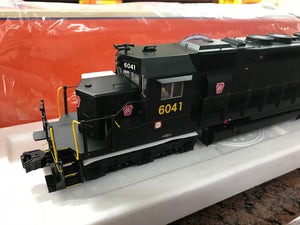 "Lionel 6-84262 - SD40 Diesel Locomotive ""Pennsylvania"" #6041"