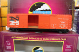"MTH 20-90751 - 50' Ps-1 Double Door Box Car Set ""New Haven"" (6-Car)"