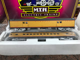 "MTH 20-69254 - 70' Streamlined Baggage/Coach Passenger Set ""Milwaukee Road"" (2-Car)"