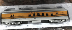 "Atlas O 2001418 - Trainman - 60' RPO Car ""Rio Grande"""