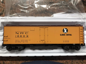 "Atlas O 3003907 - 40' Steel Reefer ""Illinois Central"""