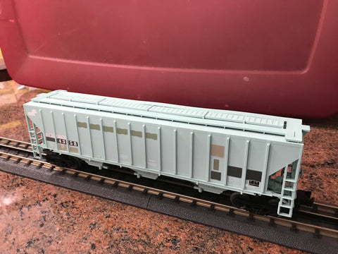 "Lionel 3-16170 - LionScale - PS-2CD Covered Hopper ""RFMX"" (6-Car)"