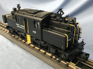 "Lionel 6-84509 - S2 Electric ""New York Central"" #115"