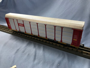 "MTH 20-95252 - Corrugated Auto Carrier ""Frisco"""
