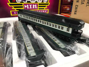 "MTH 20-40030 - 70' Madison Passenger Set ""Erie"" (5-Car)"