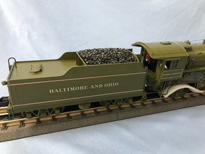 "MTH 20-3739-1 - 4-6-2 USRA Heavy Pacific Steam Engine ""Baltimore & Ohio"" w/ PS3"