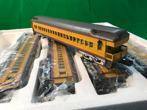 "MTH 20-40039 - 70' Madison Passenger Set ""Union Pacific"" (5-Car)"