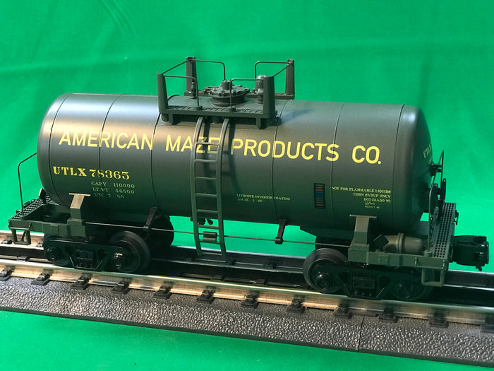 "MTH 20-96743 - 8000 Gallon Tank Car ""American Maze Products Co."""