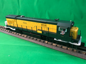 "MTH 20-20931-1 - GE U30C Diesel Engine ""Chicago & North Western"" #933 w/ PS3 (Hi-Rail Wheels) #933"